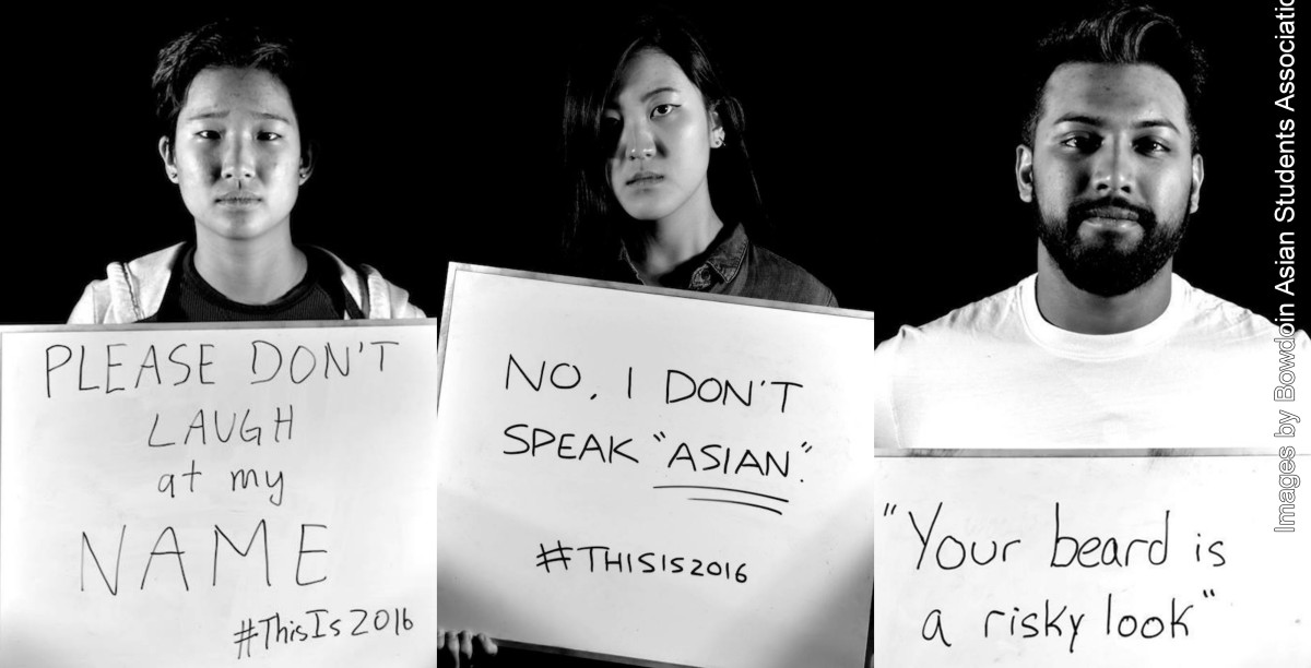#ThisIs2016, And This Is For You If You Think 'Asian' Is A Language.