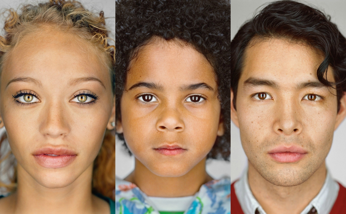 The Faces Of Humanity In 2050: It's Time To Start Rethinking Race